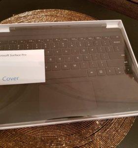 Клавиатура-обложка Type Cover для Surface Pro 4