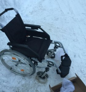 Инвалидная коляска новая!