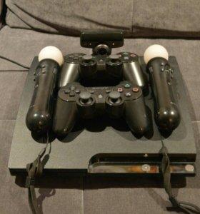 PS3 Slim (много бонусов к самой консоли)