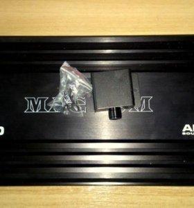 Усилитель моноблок Magnum 1500d