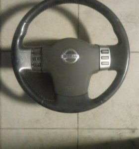 Руль Nissan Armada + Airbag