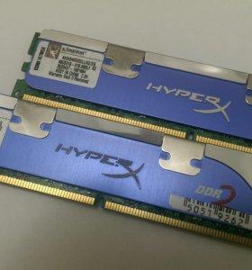 Оперативная память Kingston KHX6400D2LLK2/2G
