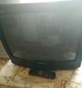 "Телевизор ""DAEWOO""."