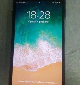 IPhone 7+ 128 Gb BLACK