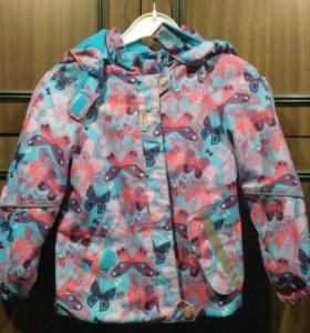 Куртка на флисе Play 98 размер