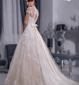 платье от дизайнера Светланы Лялиной