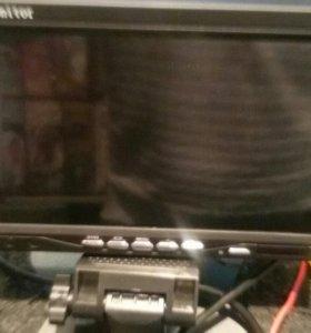 Телевизор для автомобиля 7 дюймов