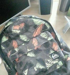 Новый рюкзак quicksilver