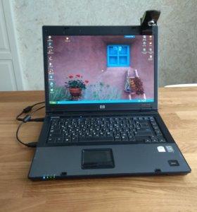 Ноутбук HP Compaq 6710b - Core2Duo T7300 2Гб
