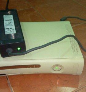 Xbox360 на запчасти