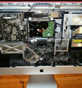 iMac A1312 на запчасти