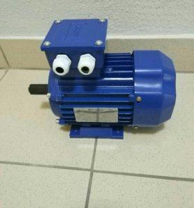 Вентилятор 3000 об/0.75кв/380в