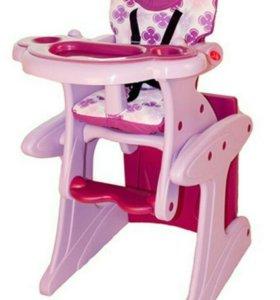 Детский стульчик-трансформер для кормления jetem