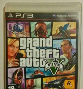 Grand Theft Auto 5 на PS3