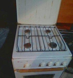 Газовая плита б.у