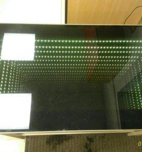 3D журнальный столик с эффектом бесконечности