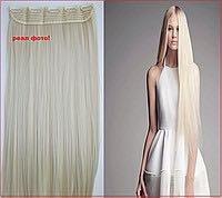Волосы на заколках (чудо пряди)