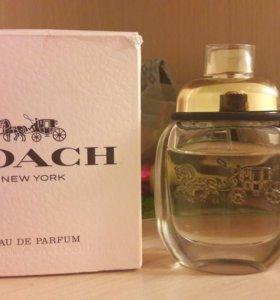 Coach eau de parfum, 30 mL, БУ