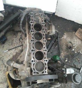 2JZ двигатель без ГБЦ