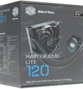Cooler Master masterliguid 120 сво , сжо ,