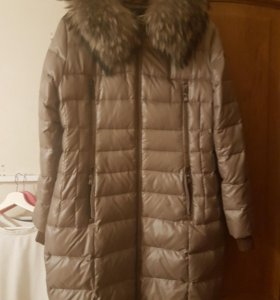 Пуховик зимний 54 размер