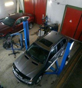 Автосервис BMW, MINI