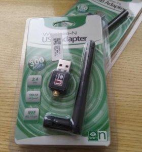 Wi-fi адаптер USB