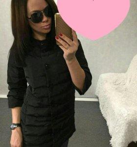Новые куртки-пальто на весну 42-48р