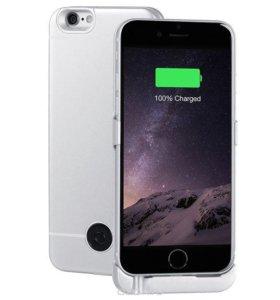Interstep чехол-аккумулятор для Iphone 6/6s
