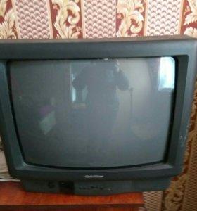 Телевизор, рабочий