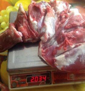 Козье мясо 1 кг 230р