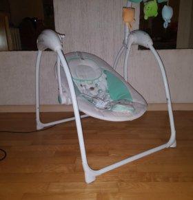 Электрокачеля для новорожденных.