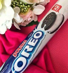 Печенье Oreo Double Cream из Европы