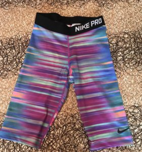 Новые удлиненные шорты Nike