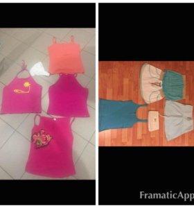 Пакет женской одежды