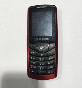 Samsung SGH-E200 (на запчасти)