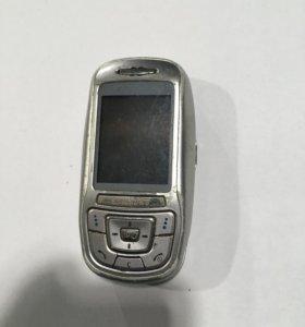 Samsung SGH-E350E (на запчасти)