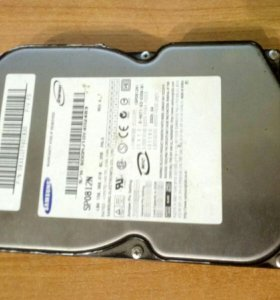 Жёсткий диск samsung 40 gb