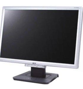 Продам монитор Acer al1916w (19 дюймов)