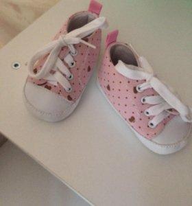 Обувь для маленькой принцессы 👸
