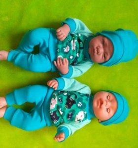 Одежда для куклы Антонио Хуан, бэби бон