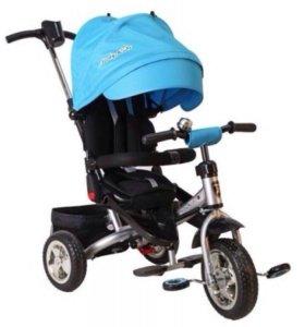 Велосипед-коляска Leader бренда Moby Kids
