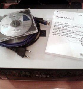 МФУ Canon PIXMA MP210