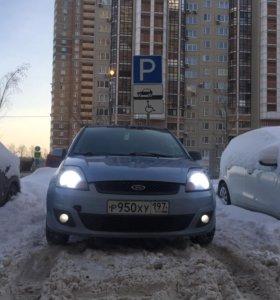 Форд фиеста мк5