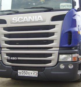 Грузовой-тягач седельный scania G 420 LA4X2HNA