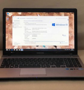 Игровой ноутбук Samsung i5 6GB HD 8750 2GB