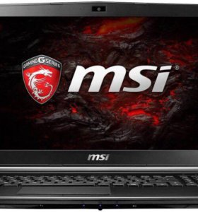 Игровой ноутбук MSI gl62m