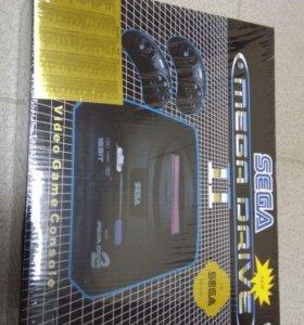 Игровая приставка Sega MD II