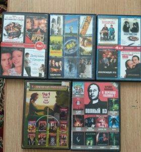 Фильмы на дисках