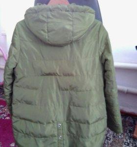 Куртка жен.демисезонная